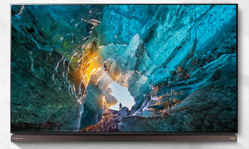 OLED 4K TV OLED77G7T